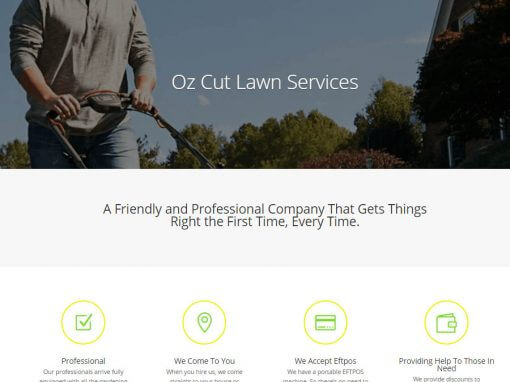 Oz Cut Lawn Services