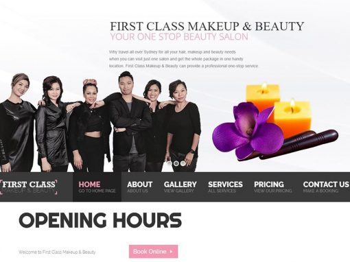 First Class Makeup & Beauty